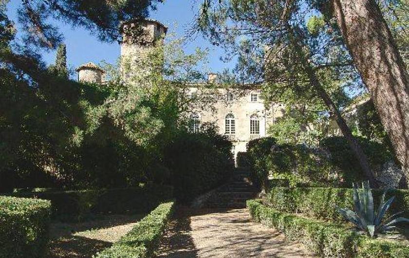 Location de vacances - Château - Manoir à Agel