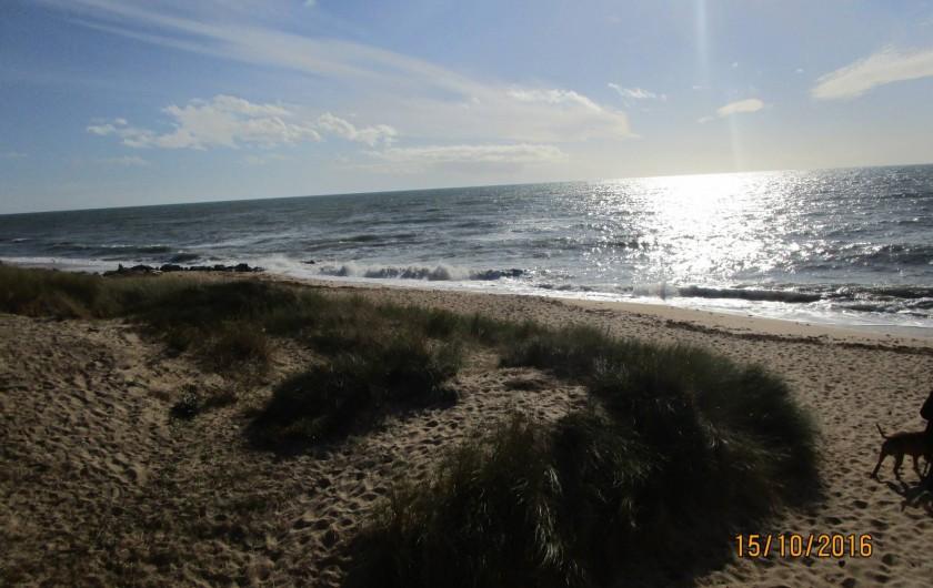 Location de vacances - Villa à La Cotinière - la plage