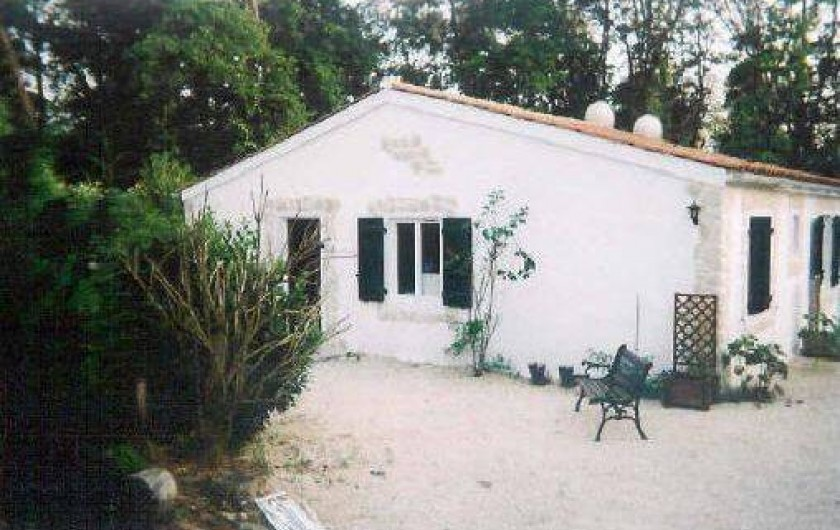 Location de vacances - Villa à La Cotinière - vue générale