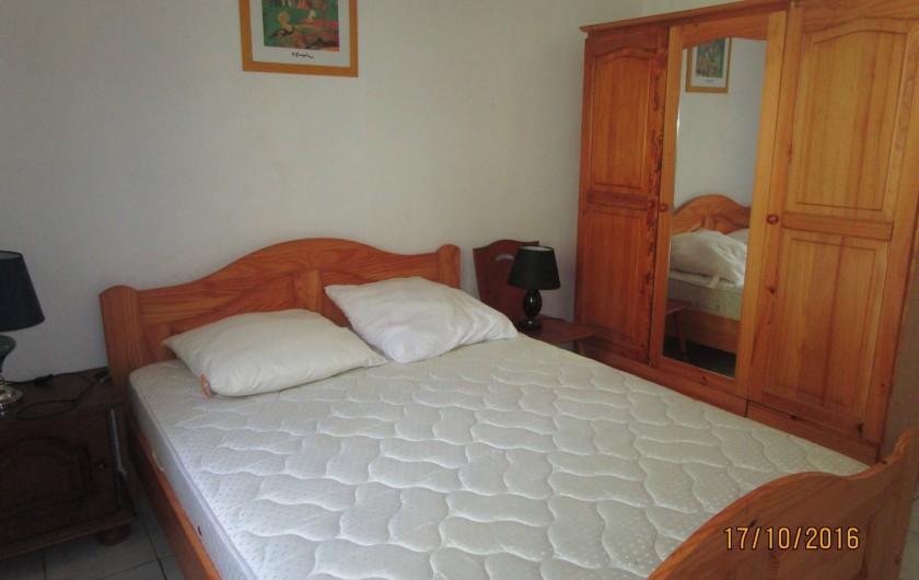Location de vacances - Villa à La Cotinière - chambre