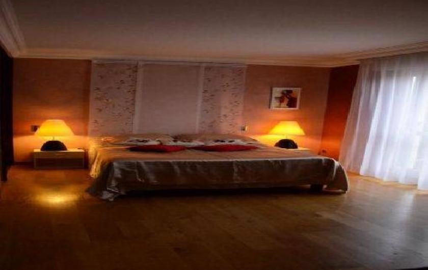 Location de vacances - Appartement à Troyes - Chambre