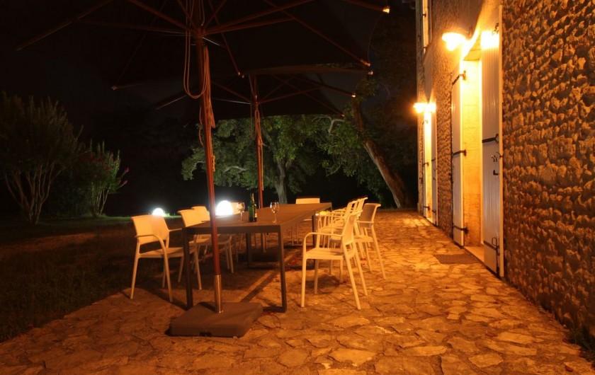 Location de vacances - Villa à Laprade