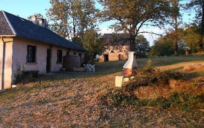 Location de vacances - Bungalow - Mobilhome à Avèze