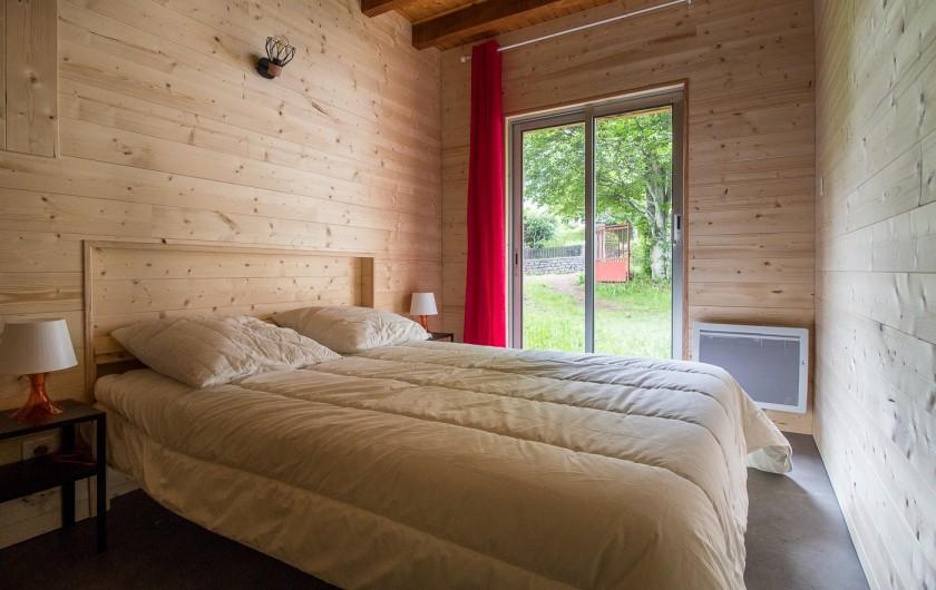 Location de vacances - Gîte à Besse-et-Saint-Anastaise - GRANIT DES FRAUX