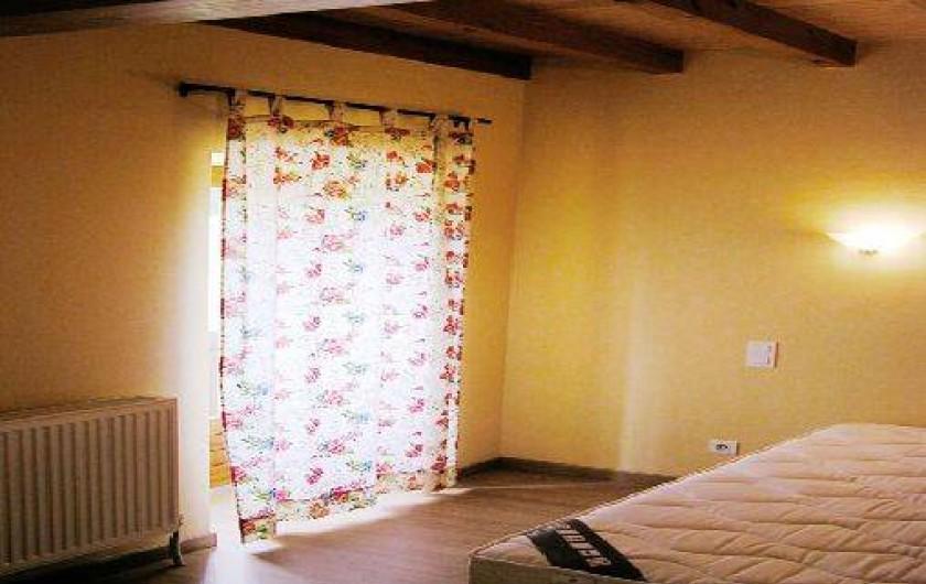 Location de vacances - Gîte à Raucoules - Chambre