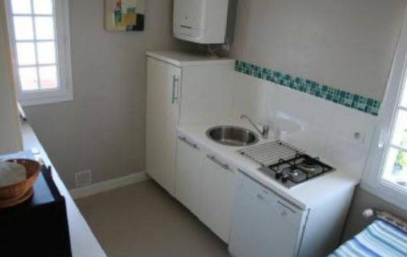 Location de vacances - Appartement à Bidart