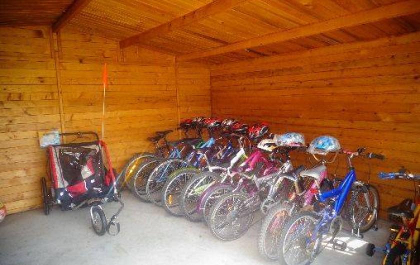 Location de vacances - Gîte à Bretteville du Grand Caux