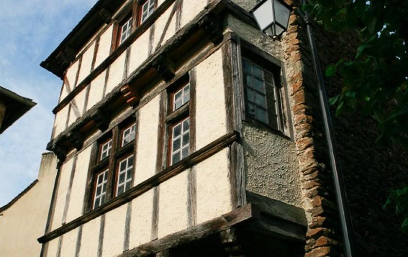 Location de vacances - Chalet à Rieupeyroux - Lescure Jaoul