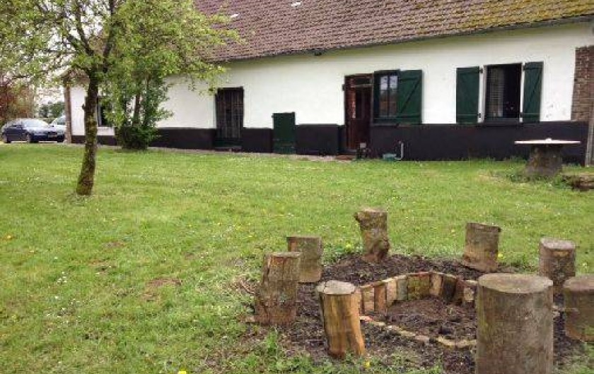 Location de vacances - Gîte à Estrées-lès-Crécy