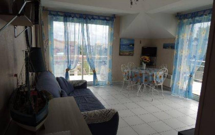 Location de vacances - Appartement à Saint-Brevin-les-Pins