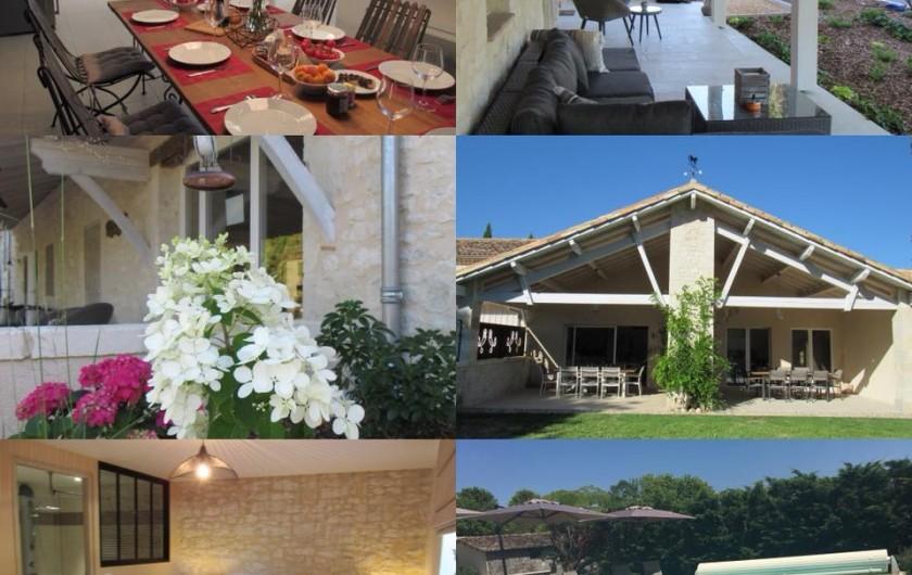 Location de vacances - Gîte à Lougratte - Vue d'ensemble