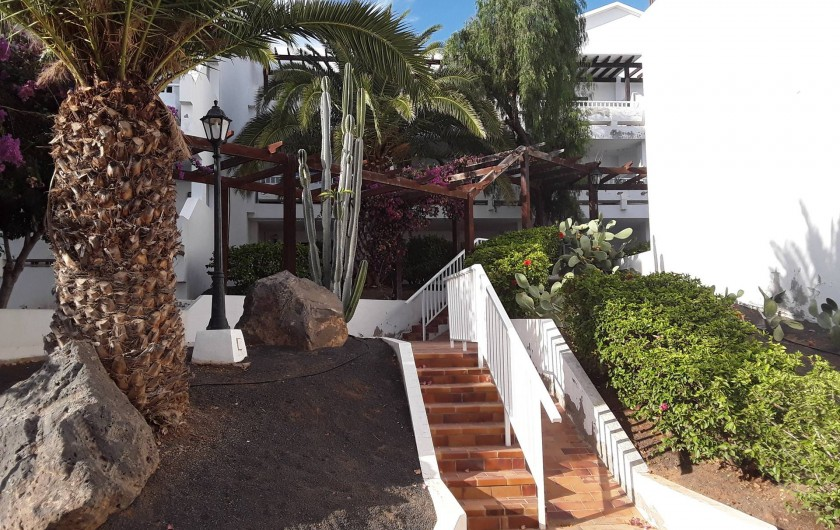 Location de vacances - Appartement à Costa Teguise