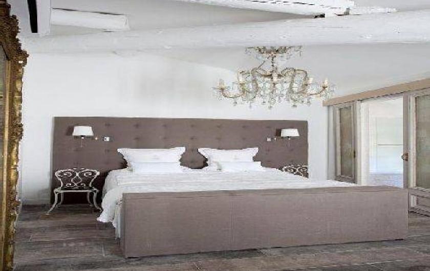 Location de vacances - Chambre d'hôtes à Châteauneuf-de-Gadagne