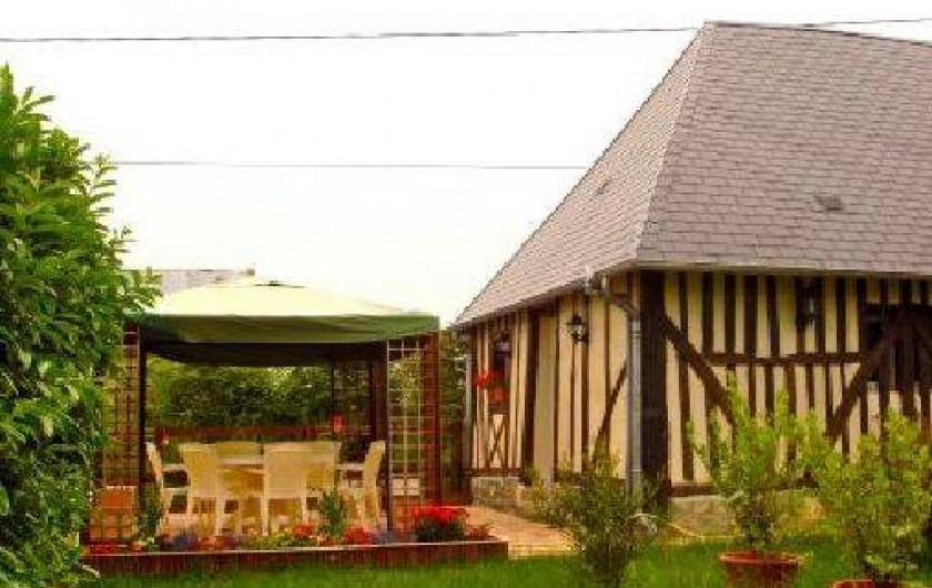 Location de vacances - Maison - Villa à Basseneville