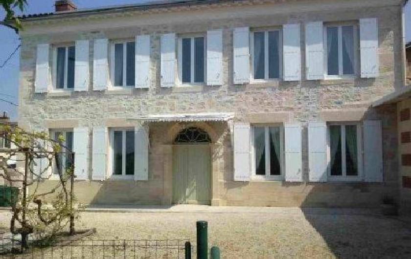 Location de vacances - Maison - Villa à Le Pian-sur-Garonne