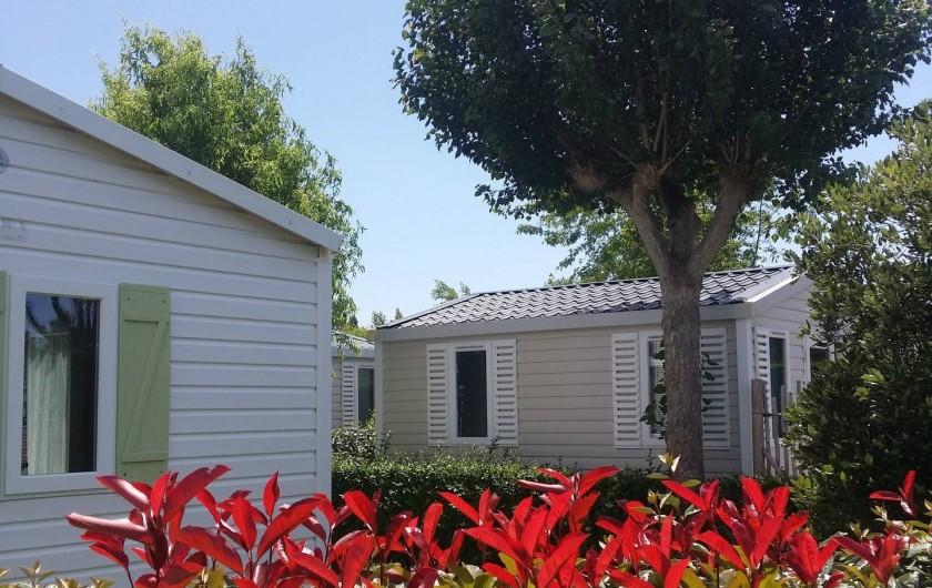 Location de vacances - Camping à Saint-Jean-de-Monts - Camping Plein Sud_Location_Calme & Nature