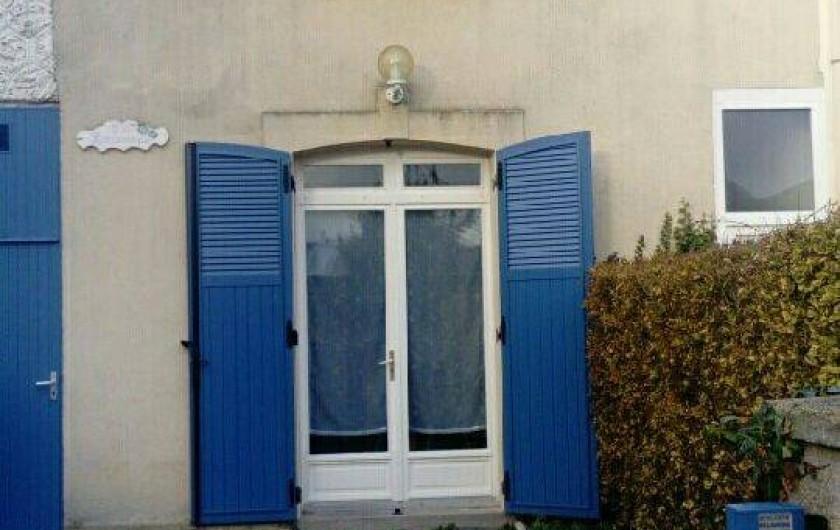 Location de vacances - Maison - Villa à Mers-les-Bains - FACADE