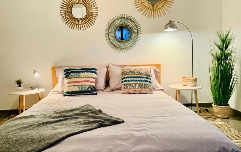 Location de vacances - Villa à Lajares - chambre n 2