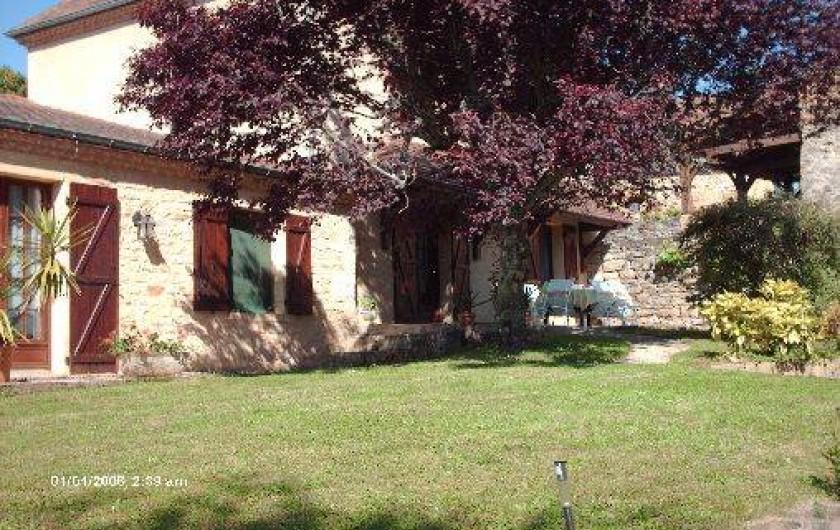 Location de vacances - Maison - Villa à Marnac