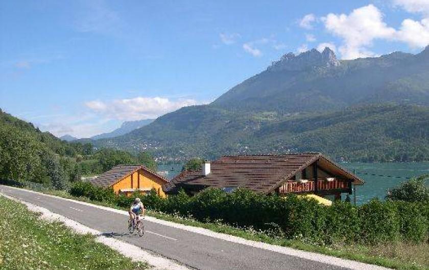 Location de vacances - Studio à Annecy