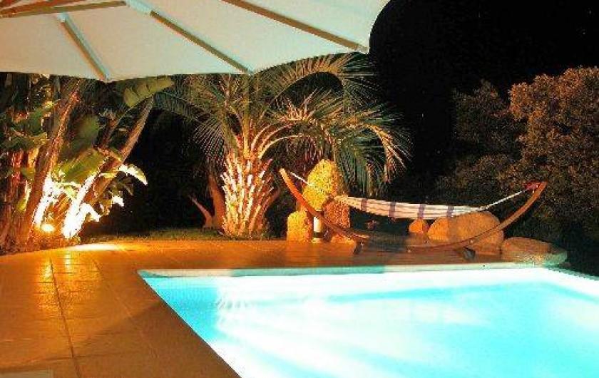 Location de vacances - Villa à Alata