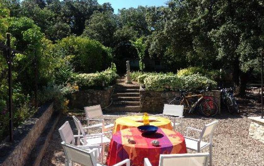 Location de vacances - Villa à Eygalières