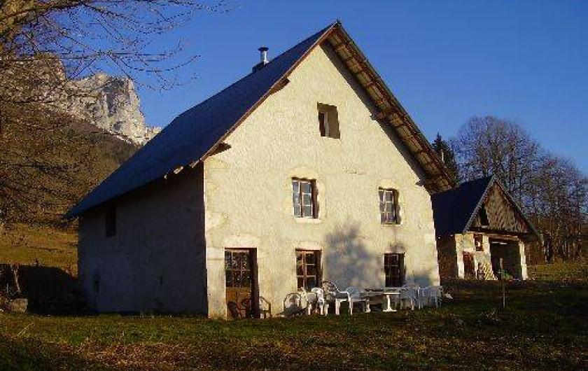 Location de vacances - Gîte à Saint-Hilaire