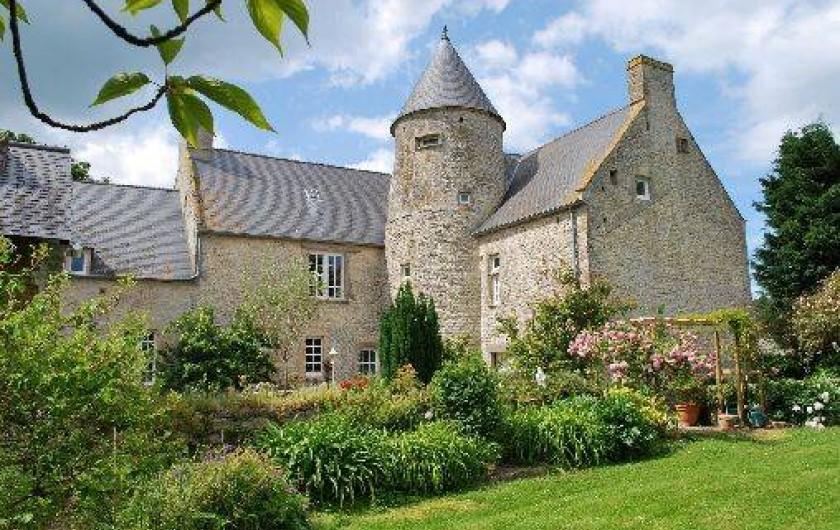 Location de vacances - Chambre d'hôtes à Saint-Martin-de-Varreville