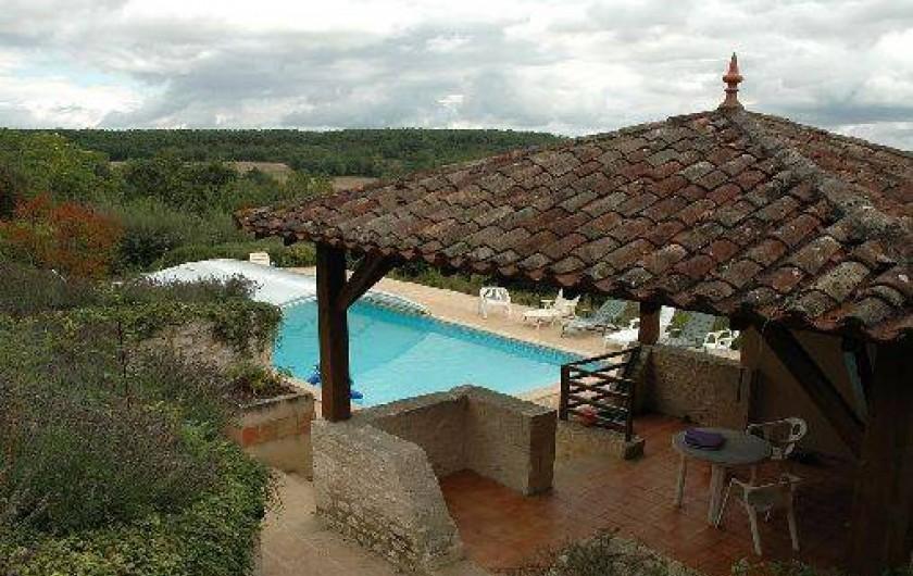 Location de vacances - Maison - Villa à Loubès-Bernac