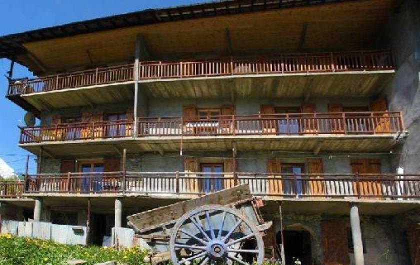 Location de vacances - Gîte à Vallouise