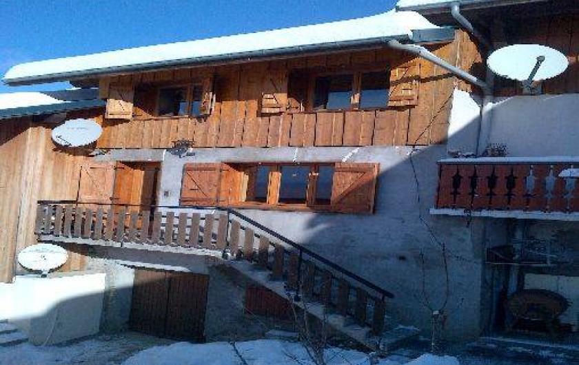 Location de vacances - Villa à Valmorel
