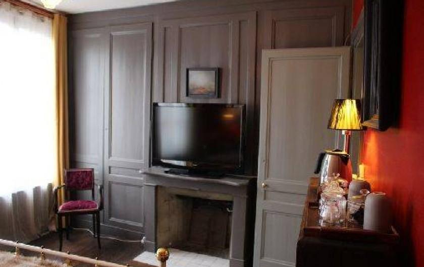 Chambres d 39 h tes chez l 39 artiste honfleur dans le calvad - Maison hote honfleur ...