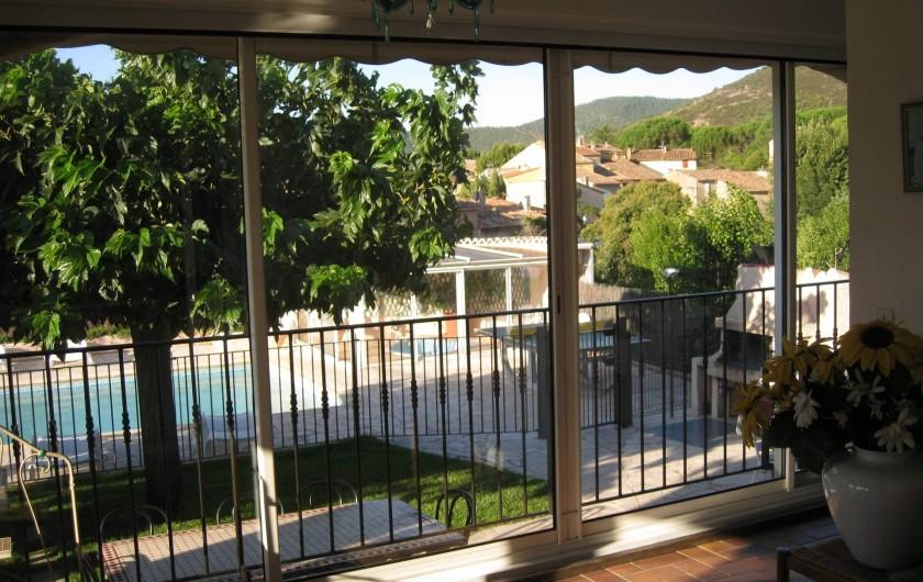 Location de vacances - Villa à Le Plan-de-la-Tour - SEJOUR