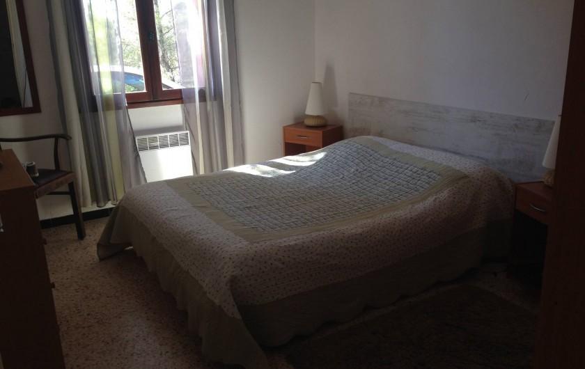 Location de vacances - Villa à Bédoin - chambre Nr 1