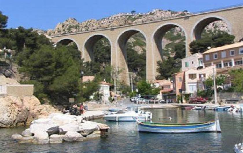 Location de vacances - Gîte à Ensuès-la-Redonne