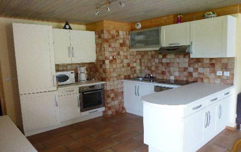 Location de vacances - Appartement à Albiez-Montrond