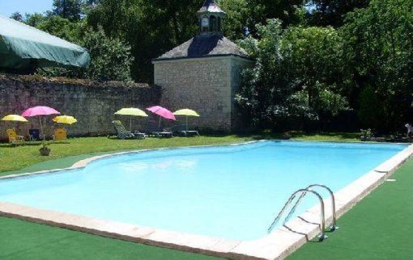 Location de vacances - Château - Manoir à Neuillé