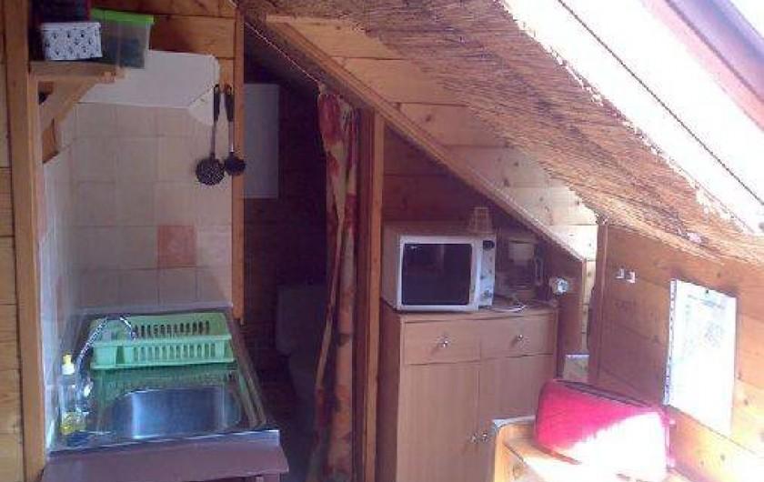 Location de vacances - Studio à Eaux-Bonnes