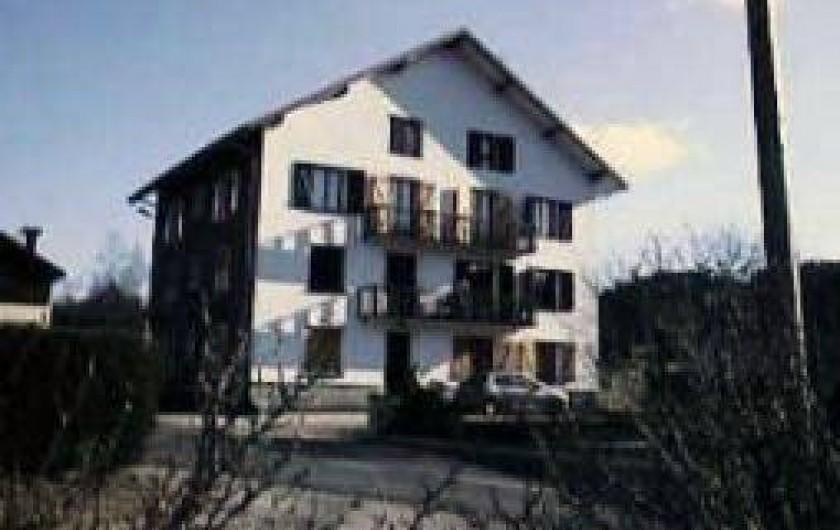 Location de vacances - Studio à Xonrupt-Longemer