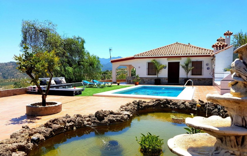 Location de vacances - Villa à Guaro