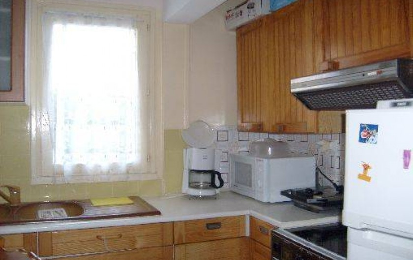 Location de vacances - Appartement à Merville-Franceville-Plage