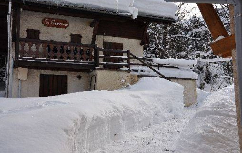 Location de vacances - Chalet à Pralognan-la-Vanoise