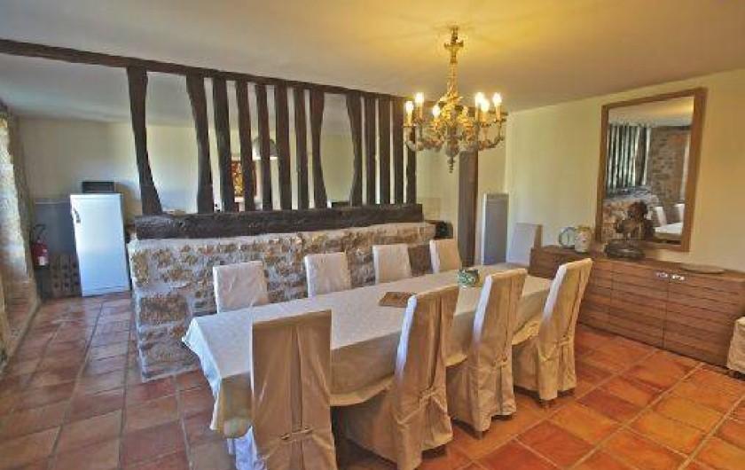 Location de vacances - Gîte à Saint-Martial-de-Valette