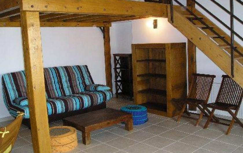 Location de vacances - Maison - Villa à Sainte-Colombe-de-la-Commanderie