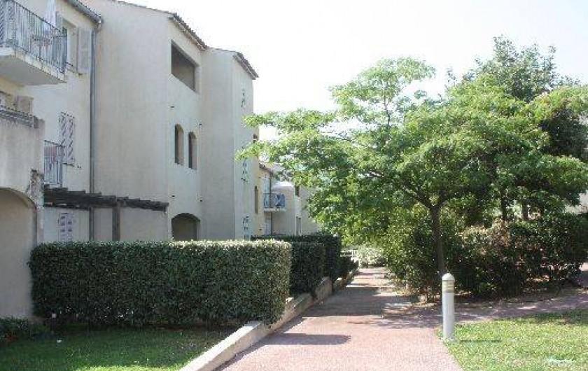 Location de vacances - Appartement à Le Plan-de-la-Tour