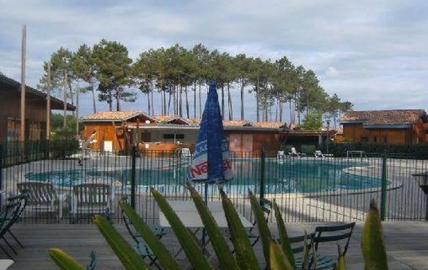 Location de vacances - Chalet à Bias