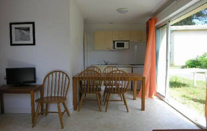 Location de vacances - Bungalow - Mobilhome à Hourtin