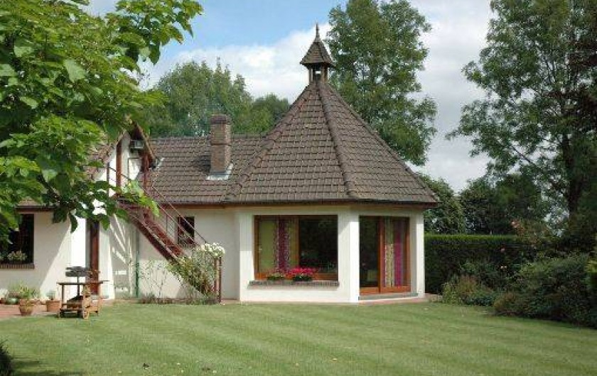 Location de vacances - Chambre d'hôtes à Wismes