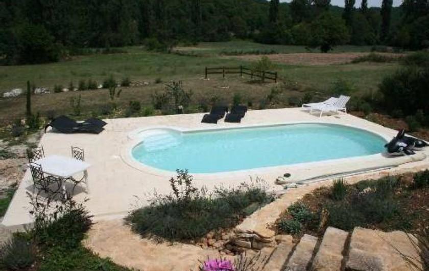 Location de vacances - Villa à Léobard