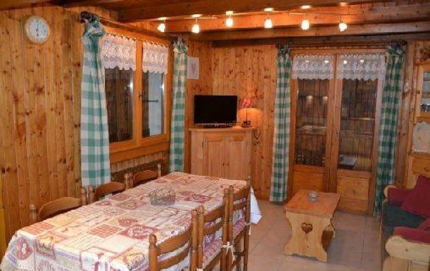 Location de vacances - Maison - Villa à La Clusaz